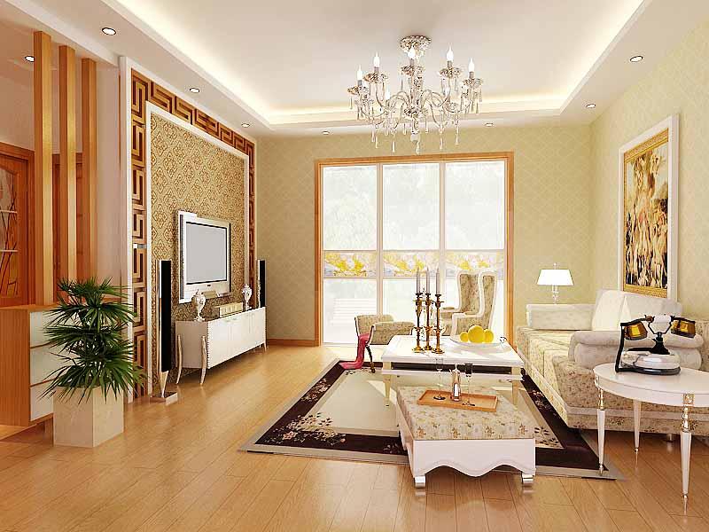 客厅装饰效果图 客厅装饰效果图大全 客厅吊顶装饰效果图
