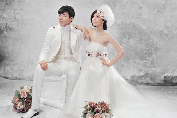 婚纱拍摄 婚纱拍摄 时尚经典婚纱摄影